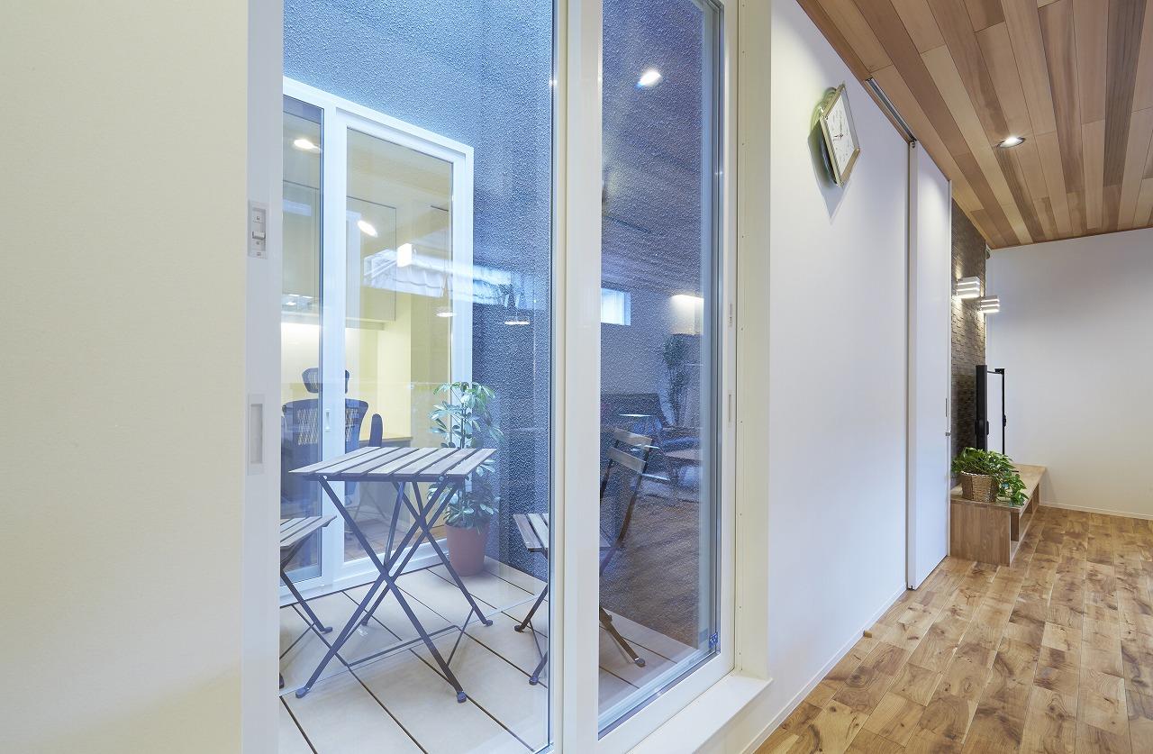 要望を取り入れた二世帯住宅を建てられてとても満足しています。 | ミタス・カンパニー
